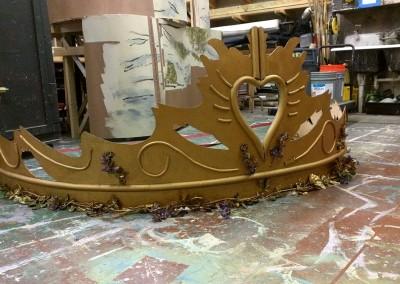 Crown process 3